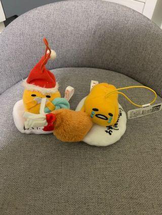 蛋黃哥 聖誕特別版 景品