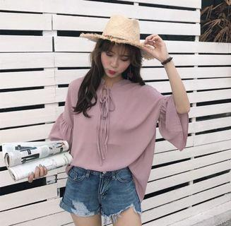 🚚 Pink Blouse