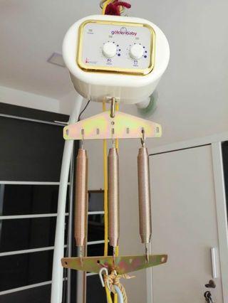 baby cradle electronic