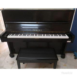 Yamaha U1 Nippon Gakki Upright Piano