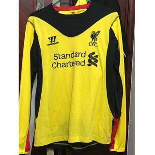 LIVERPOOL long sleeve SHIRT  - S size