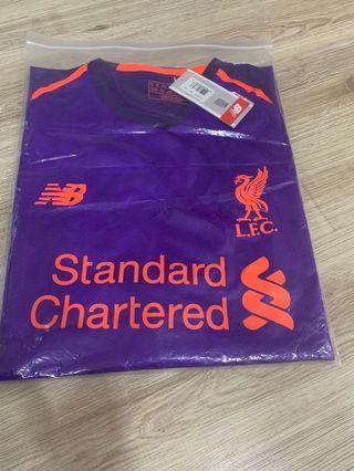 🔥 Liverpool away kit 18/19 Liverpool jersey Liverpool purple jersey Liverpool away jersey
