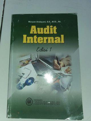 #BAPAU Audit Internal