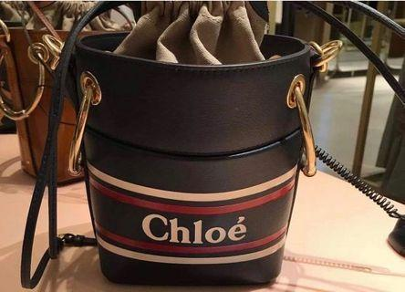 Chloe Roy Mini Bucket