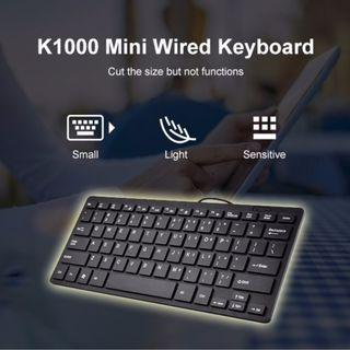 Mini USB Keyboard K-1000