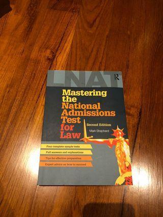 🚚 Mastering the LNAT Mark Shepard
