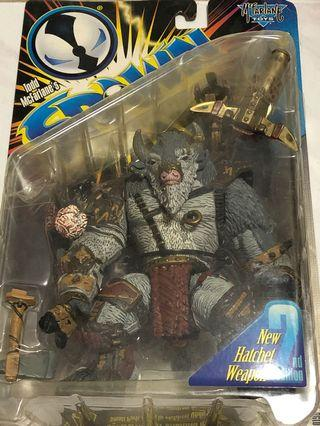 Spawn 再生俠 超人 Ultra Action Figure Sabre 犀牛 Mcfarlane 美系 日版 marvel Batman Todd