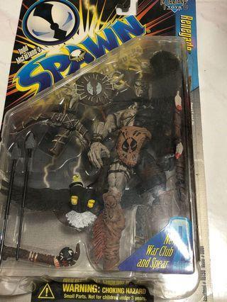 Spawn 再生俠 超人 Ultra Action Figure Renegade Mcfarlane 美系 日版 marvel Batman Todd