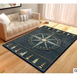 40cmx60cm carpet Compass Yu