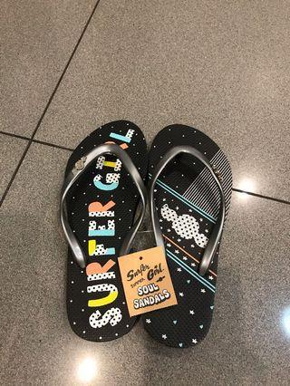 Sandal surfergirl
