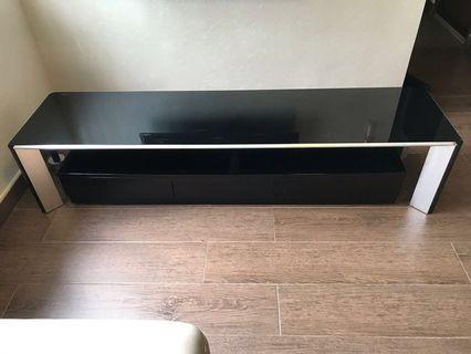 不銹鋼電視機櫃(含分件木櫃)TV Bench