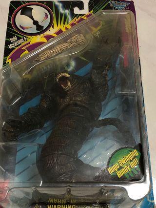 Spawn 再生俠 超人 Ultra Action Figure Sansker Mcfarlane 美系 日版 marvel Batman Todd