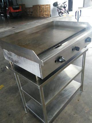 Closed Restaurant Cafe Bar Commercial kitchen equipment Sale