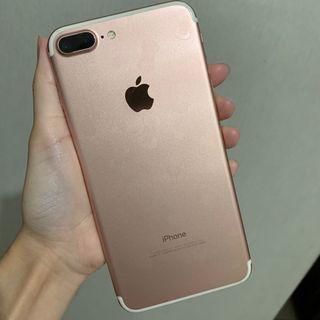 IPhone 7 Plus 128G玫瑰金