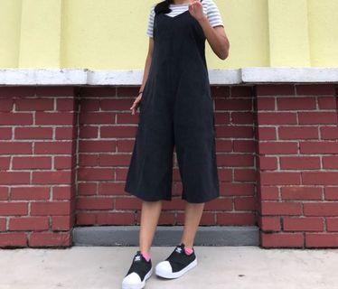 🚚 Basic Black Jumpsuit