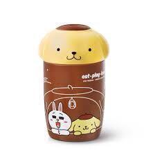 7-11布甸狗陶瓷杯
