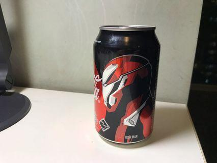 Coca Cola Zero Avengers Ironman