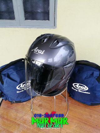 Arai RAM2 Gray saiz XL RM599 ONLY