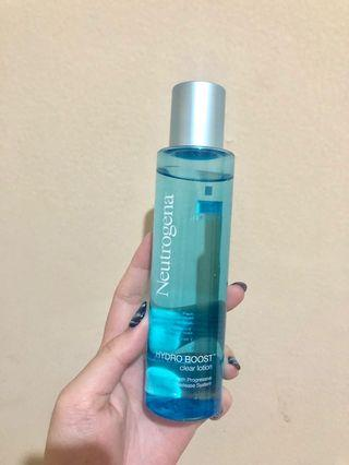 Neutrogena Cleansing