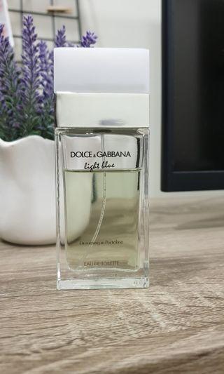 D&G Light Blue perfume EDT