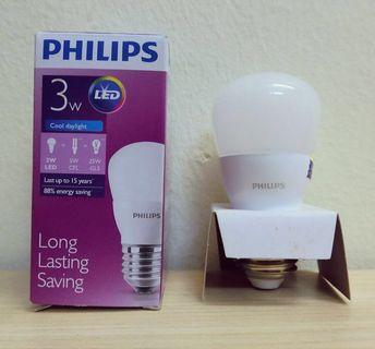 Philips LED Bulb 6500K Cool Daylight