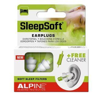全新Alpine Sleepsoft睡眠耳塞