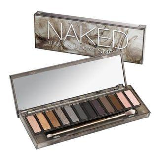 (FREE POS) Urban Decay Naked Smoky Eyeshadow Palette