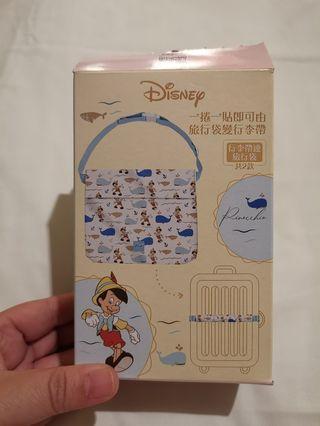 🚚 7-11 Disney shopping bag cum luggage belt
