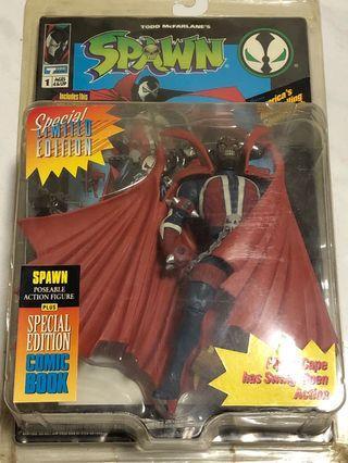 Spawn 再生俠 超人 Ultra Action Figure SPAWN Mcfarlane 美系 日版 marvel Batman Todd