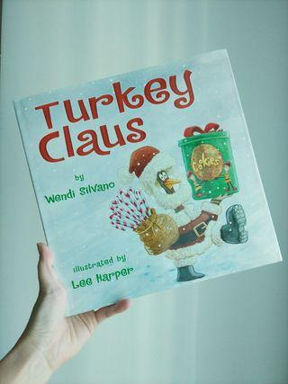 🌈 4.1星评价🌈 Turkey Claus ( hardback)