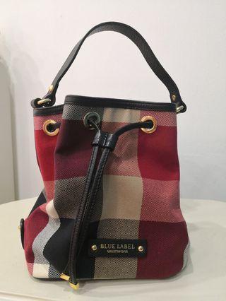 Blue Label Bucket Bag (Japan)