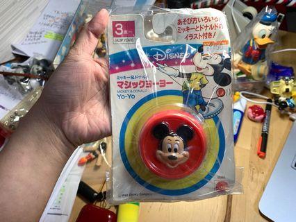 米奇老鼠 Mickey 中古玩具搖搖