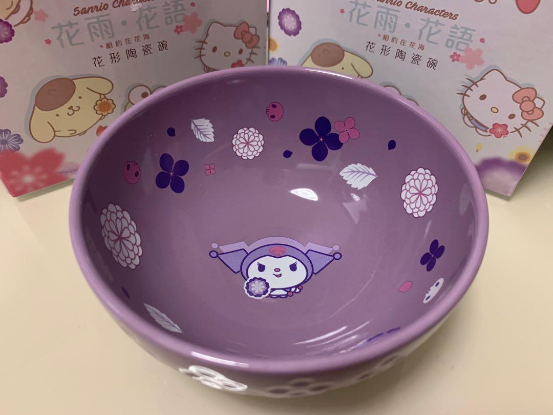 7-11 花形陶瓷碗