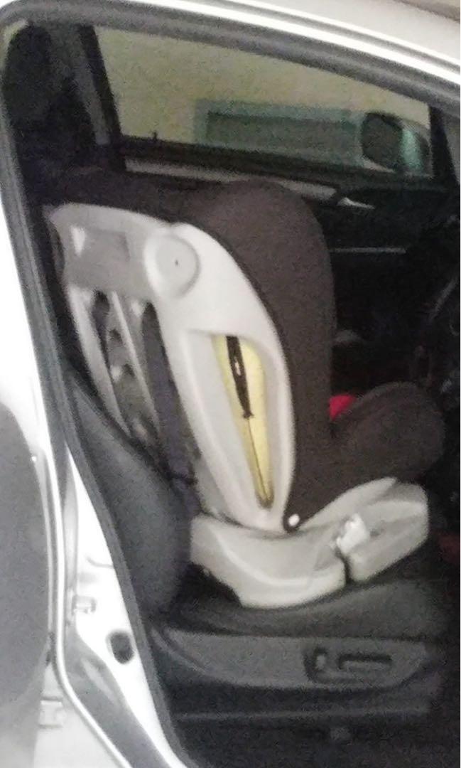 嬰兒汽車座椅