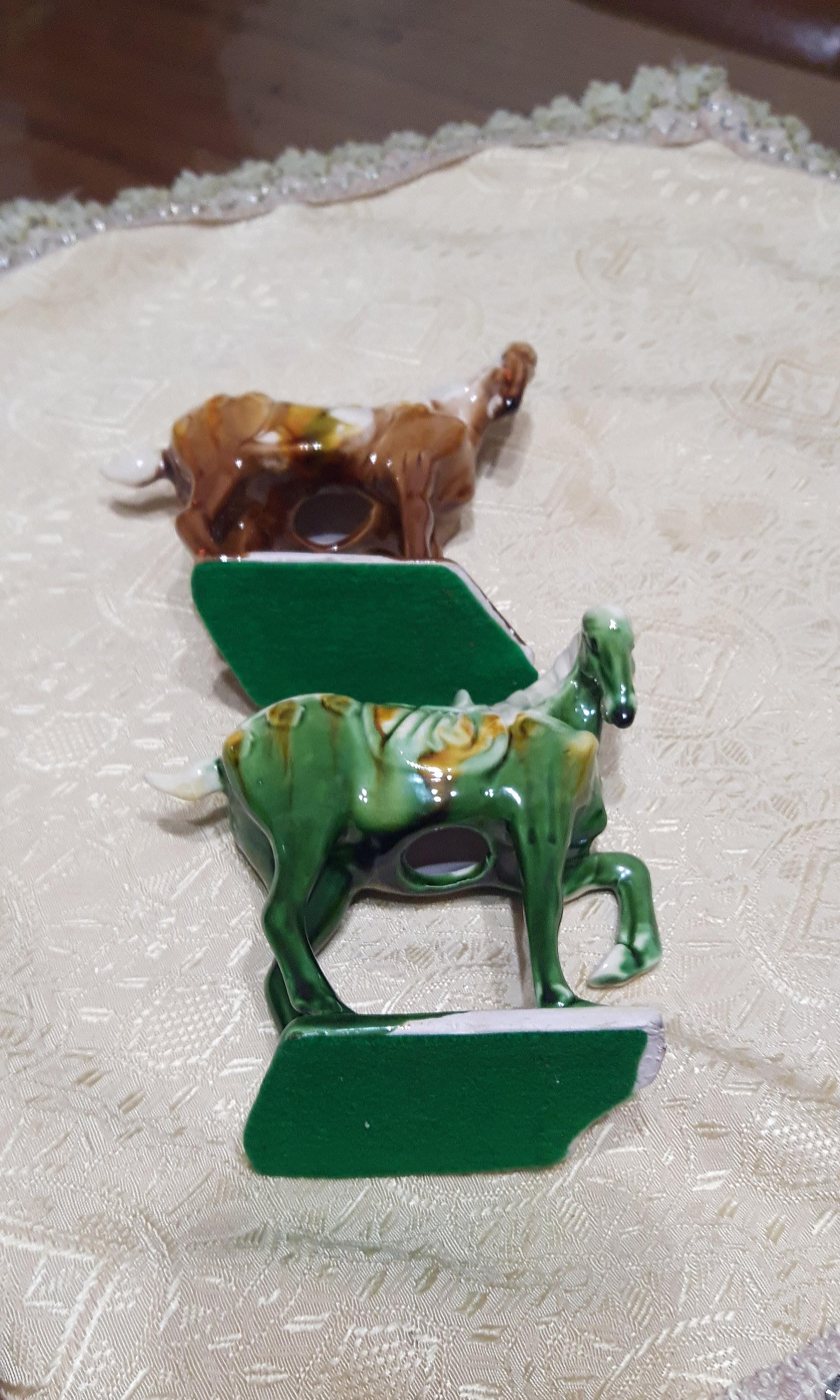 鶯歌三彩馬