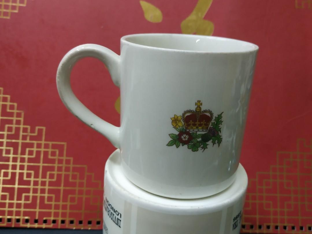 英国女皇茶杯