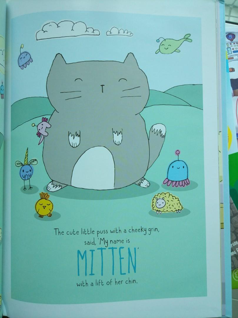 🌟16年出版🌟 Mitten the Kitten  ( hardback )