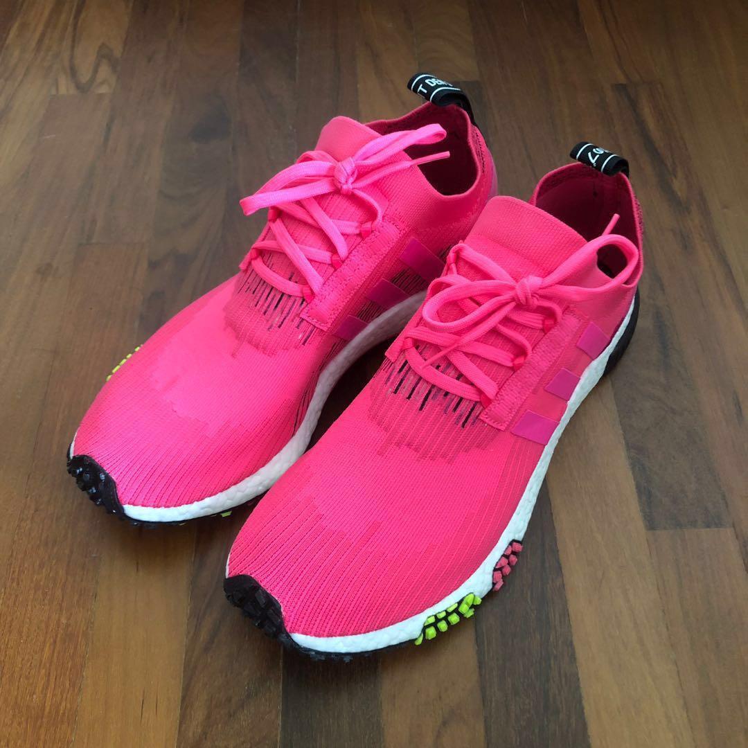 Adidas NMD Racer PK 'Solar Pink' (US 9