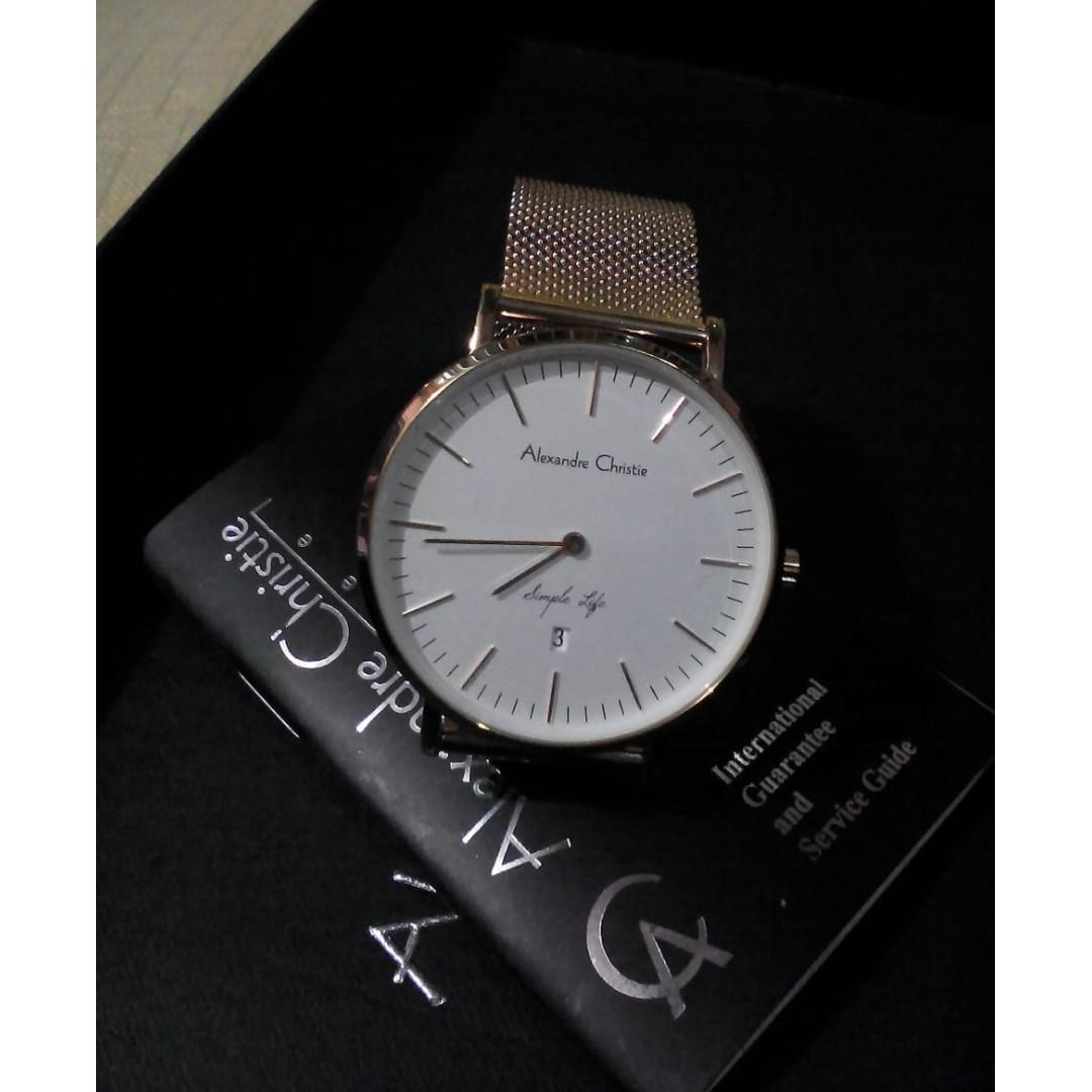 Alexandre Christie 8566 MD Cal: VX3K