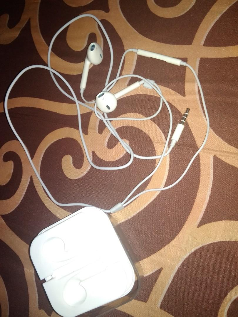 Apple Earphone iphone 5s ORai