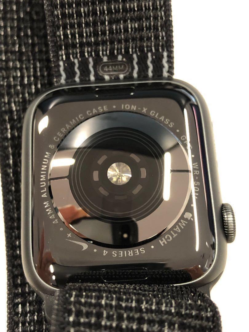 Apple WATCH SERIES 4 NIKE (GPS) 44MM Space Gray