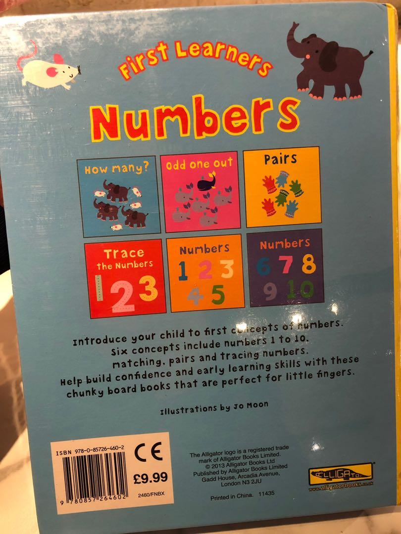 Baby Book (first learners)