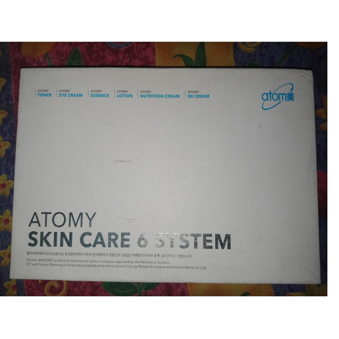 #BAPAU Atomy Nutrition Cream Skincare 6 System