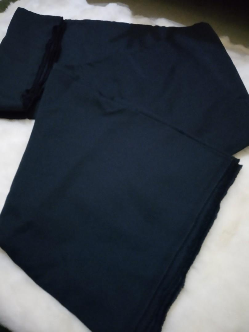 #BAPAU ~Bahan Celana Biru Gelap~