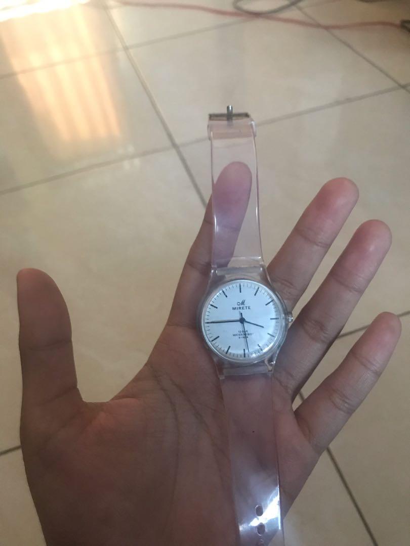 #BAPAU Jam tangan wanita