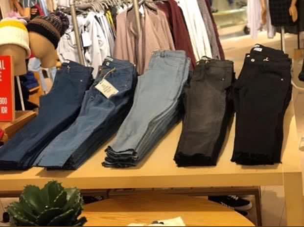 jeans by pull&bear