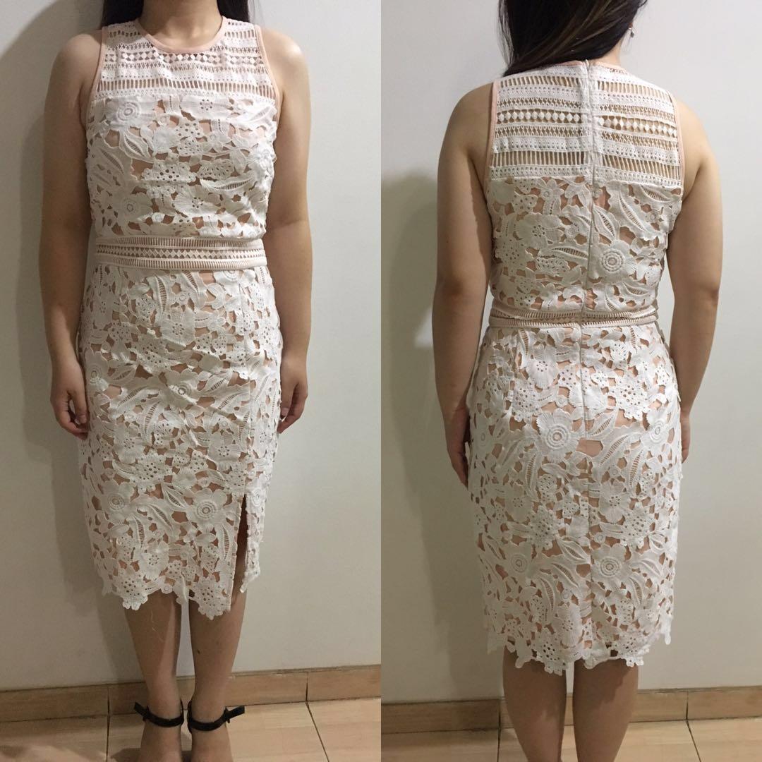 #BAPAU preloved Flower Dress