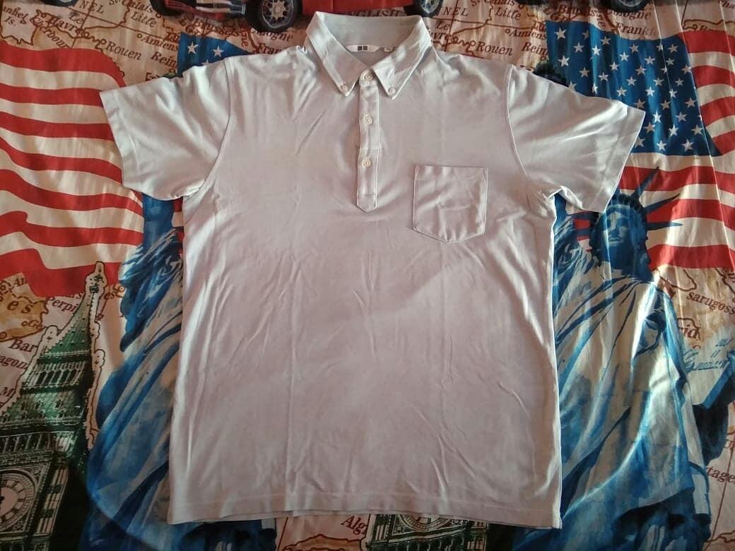 #BAPAU Tshirt Uniqlo