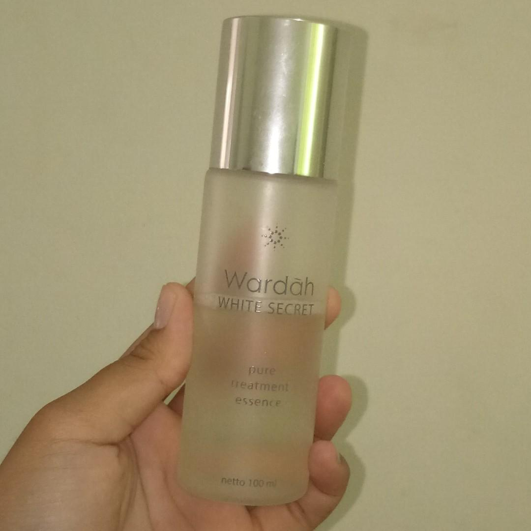 #BAPAU Wardah White Secret Pure Treatment Essence