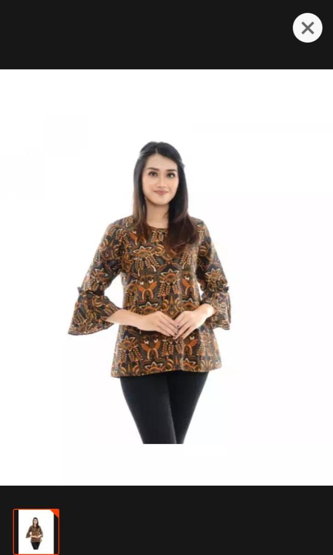 Batik   baju batik murah   Uk M/L batik .